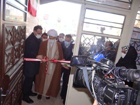 شهرستان همدان | بهره برداری از ساختمان جدید الاحداث بهزیستی  بخش شراء