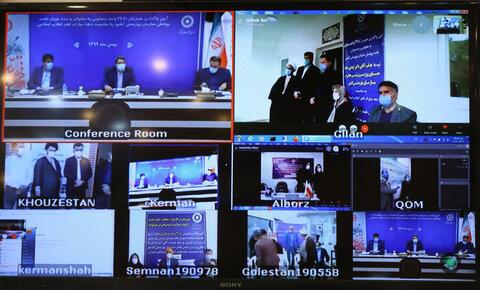 واگذاری همزمان ۲ هزار و ۳۸۱ واحد مسکونی به مددجویان تحت پوشش در چهل و دومین سالگرد پیروزی انقلاب اسلامی