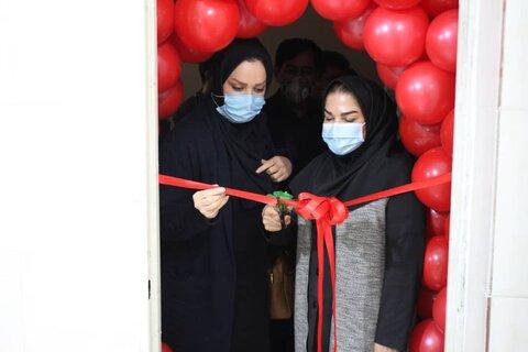 گزارش تصویری | افتتاح کارگاه اشتغال زایی زنان بهبود یافته اعتیاد