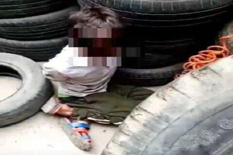 کودک آزار نیشابوری، صاحبکار و پسر عمه نوجوان آزاردیده است