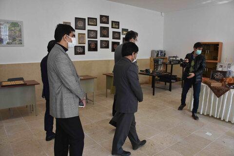 افتتاح مراکز شبانه روزی توانبخشی بیماران روانی مزمن ثامن و افرا شهرستان طرقبه شاندیز
