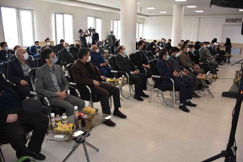 گزارش تصویری | افتتاح مراکز شبانه روزی توانبخشی بیماران روانی مزمن ثامن و افرا شهرستان طرقبه شاندیز
