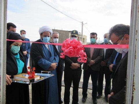 بوئین میاندشت| افتتاح اولین مرکز سلامت روان محلی شهرستان
