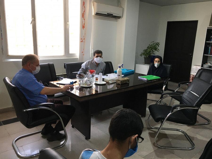 ملارد طرح و بررسی بیش از نهصد در خواست کمیسیون پزشکی شهرستان