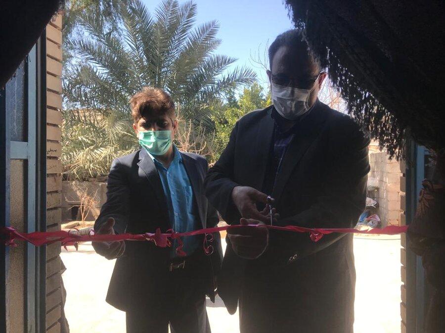 افتتاح ۴۷ واحد مسکونی مددجویی در شهرستان ریگان