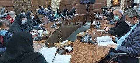 گزارش تصویری| پنجمین نشست رسانه ای مدیر کل بهزیستی آذربایجان شرقی