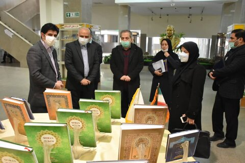گزارش تصویری| بازدید از کتابخانه ملی تبریز