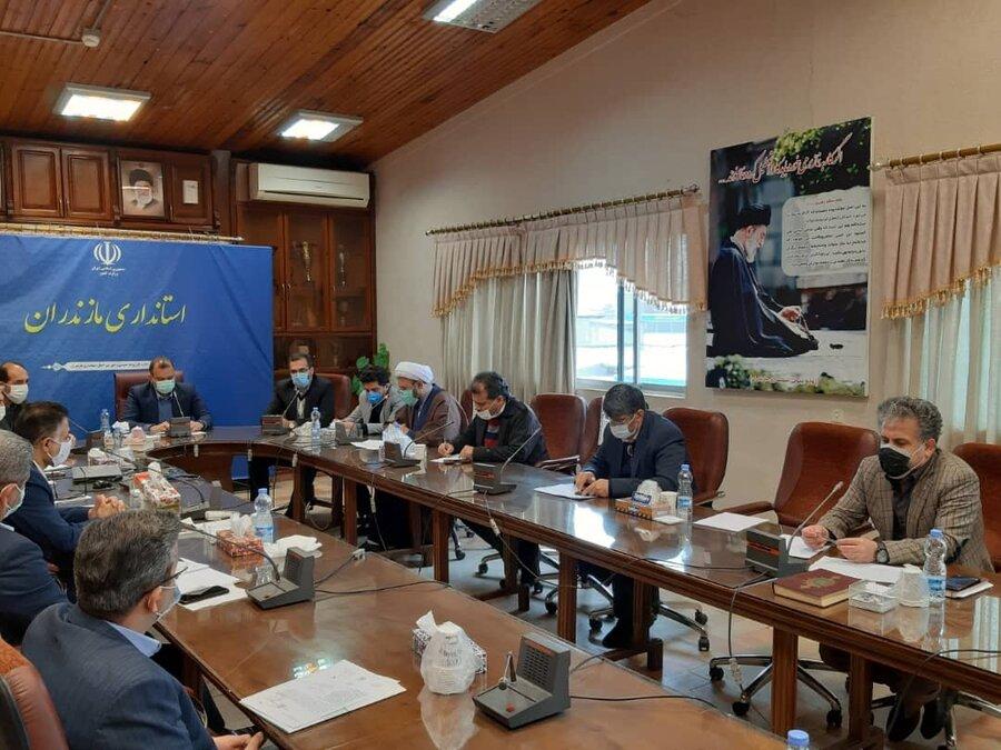 جلسه تامین مسکن محرومین برگزار شد