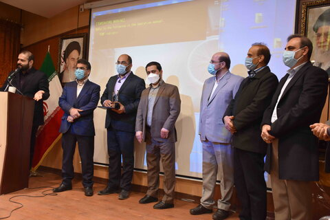 اختتامیه نخستین جشنواره فتومونتاژ در مشهد