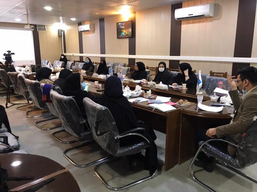 برگزاری دوره آموزشی گزارش نویسی در مددکاری