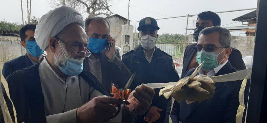 سیمرغ│آیین واگذاری مسکن خانوار دو عضو معلول در شهرستان سیمرغ