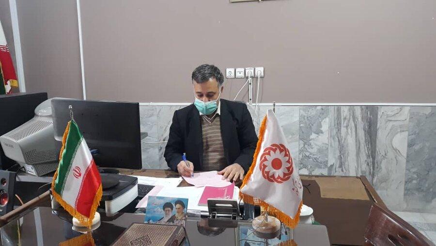 آرادان | اقدامات شاخص اداره بهزیستی شهرستان در سال ۱۳۹۹