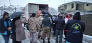 گزارش تصویری| حضور همیاران سلامت اجتماعی در مناطق زلزله زده شهر سی سخت