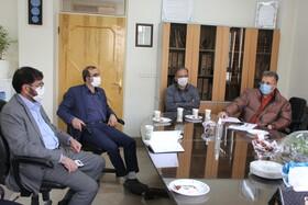 جلسه اضطراری مدیریت بحران اداره کل بهزیستی استان