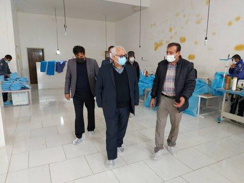 گزارش تصویری | بازدید مدیر کل دفتر پیشگیری و درمان اعتیاد سازمان بهزیستی کشور از واحدهای تابعه
