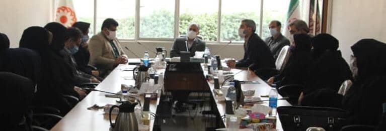 شهرری| معارفه مدیر جدید بهزیستی شهرستان