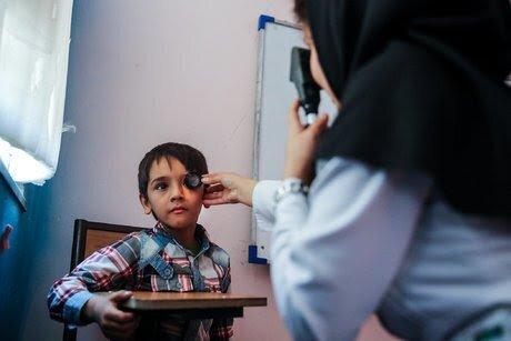 ملارد| ۲۴هزار کودک غربالگری بینایی شدند