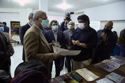 گزارش تصویری| بازدید سخنگوی دولت به همراه رئیس سازمان بهزیستی و رئیس صندوق کارآفرینی امید از مرکز اشتغال زایی معتادان بهبود یافته