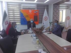 نشست مدیر کل بهزیستی استان با مشاورین امور معلولین برگزار شد