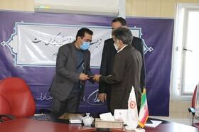 سرپرست جدید اداره نیروی انسانی اداره کل بهزیستی استان منصوب شد