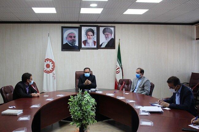 دومین جلسه ستاد بحران بهزیستی استان با حضور نماینده ویژه رئیس سازمان بهزیستی کشور در پی زلزله شهرستان دنا
