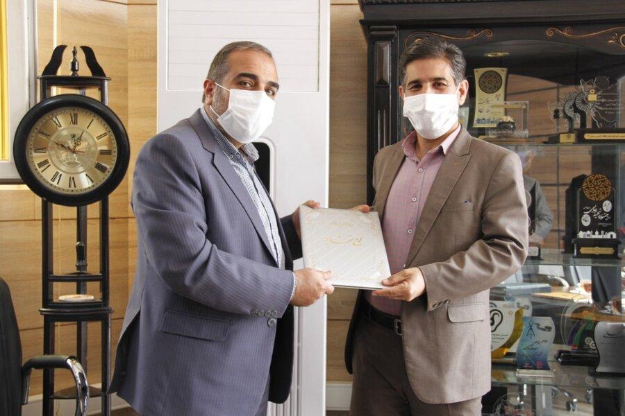 انتصاب سرپرست بهزیستی شیراز