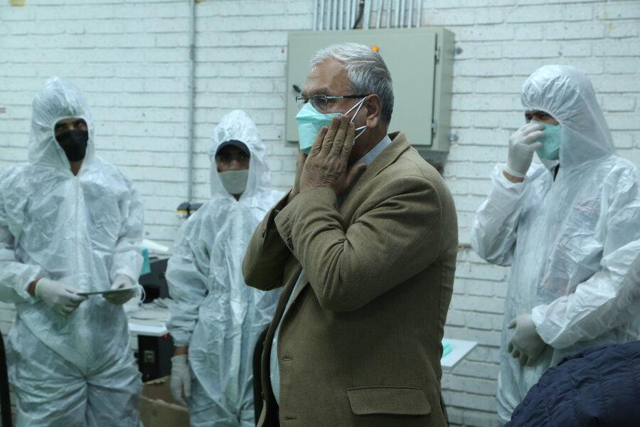بازدید سخنگوی دولت از مرکزاشتغال و کارآفرینی سرای حافظ/۹ هزار سازمان مردمنهاد فقط در حوزه بهزیستی فعالیت میکنند