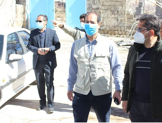 بازدید از مرکز ترک اعتیاد سی سخت