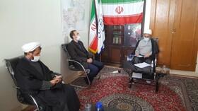 دیدار مدیرکل بهزیستی استان قم با ریاست کمیسیون امنیت ملی و سیاست خارجی مجلس