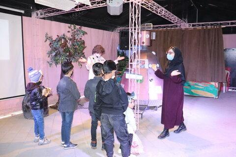 مشهد | اجرای طرح توانمند سازی کودکان زیر ۱۰ سال در محلات مشهد