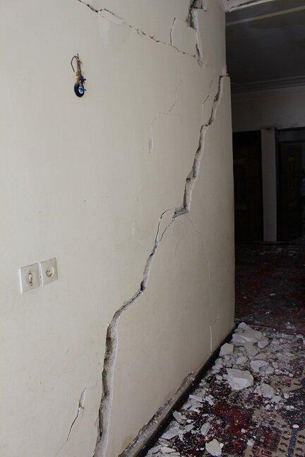 زلزله شهرستان دنا