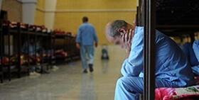 قوچان | آغاز بیمارگیری کمپ درمان و بازتوانی معتادان متجاهر قوچان