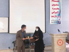 معارفه مجتبی بخشنده با حفظ سمت به عنوان سرپرست جدید بهزیستی شیراز