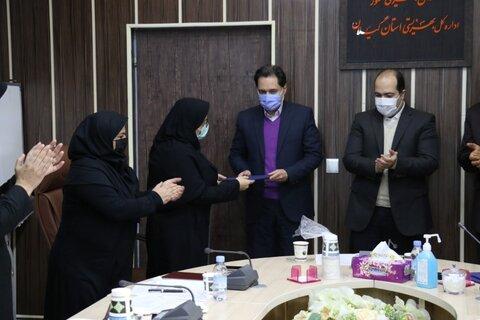 انتصابات جدید در اداره کل بهزیستی استان گیلان