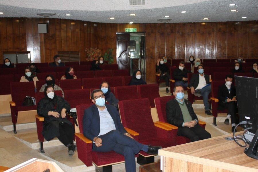 آموزش های حوزه اجتماعی بهزیستی استان تهران به مراکز مثبت زندگی رسید