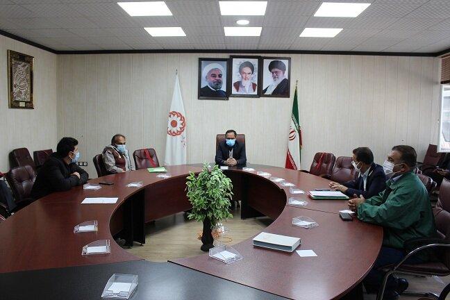 چهارمین جلسه ستادبحران بهزیستی استان تشکیل شد
