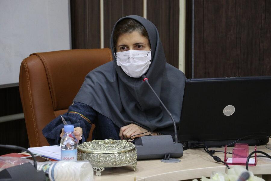 نخستین نشست کارگروه آموزش و پژوهش ، شورای ساماندهی سالمندان استان