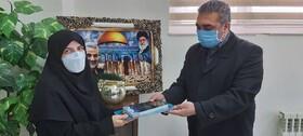 گزارش تصویری| پایگاه شهید فیاض بخش بهزیستی آذربایجان شرقی موفق ترین رده بسیج سپاه عاشورا