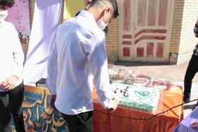 گزارش تصویری | جشن تکلیف پسران در خانه نگهداری نوجوانان مقداد در شهرستان سمنان برگزار شد
