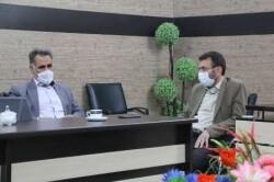 در رسانه | نشست مشورتی و هم اندیشی شهردار و رئیس اداره بهزیستی مسجدسلیمان برگزار شد