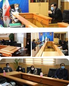 نشست با دادستان استان البرز پس از نشست با دادیاران استان