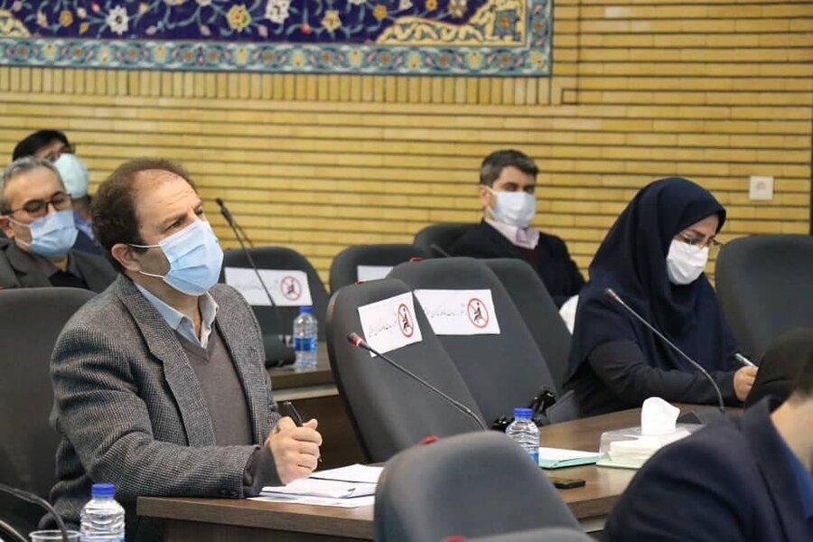 """بررسی عملکرد جذب اعتبارات بند """"ب""""تبصره ۱۶ قانون بودجه در کارگروه اشتغال و سرمایه گذاری آذربایجان غربی"""