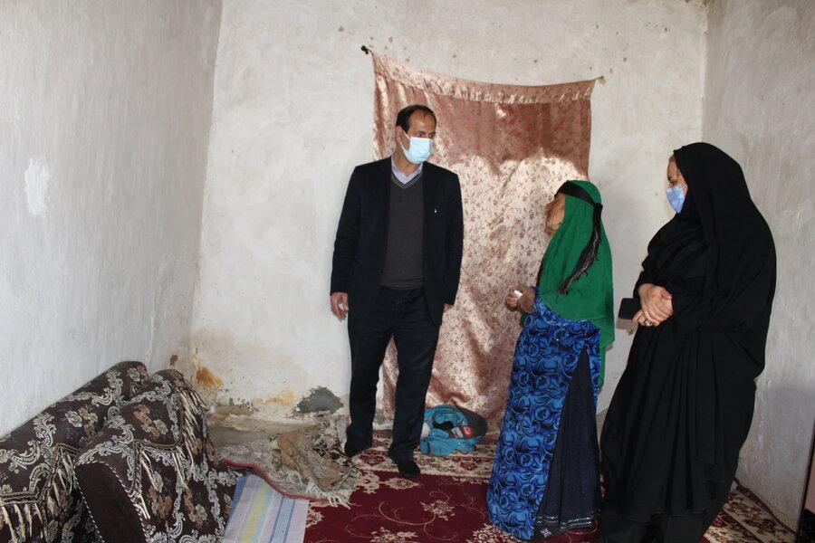 سمیرم| کمک به تعمیر و بهسازی منازل آسیب دیده در زلزله