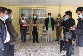 جلسه برنامه ریزی ستادبحران بهزیستی استان کهگیلویه بویراحمد