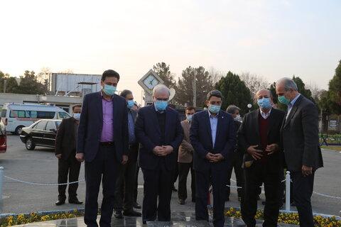 آغاز واکسیناسیون معلولان و سالمندان با حضور وزیر بهداشت و رییس سازمان بهزیستی