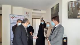 بازدید معاون مشارکت های مردمی بهزیستی کشور از مراکز مثبت زندگی شهر سنندج