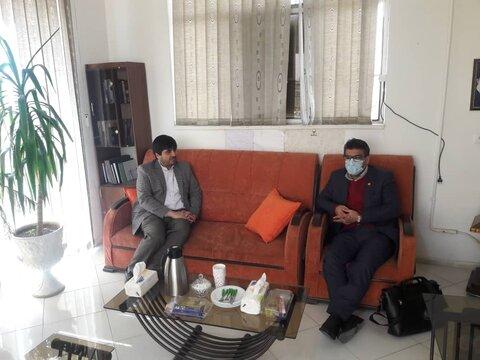 بازدید سرزده سرپرست بهزیستی خراسان رضوی از ۴ مرکز دولتی و غیر دولتی در مشهد