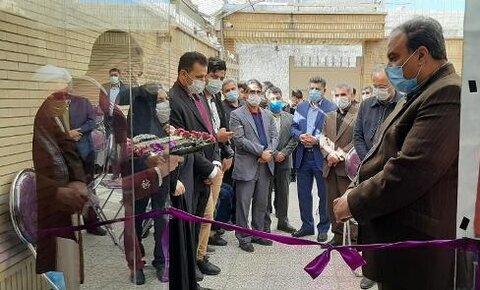 کاشان| حضور مدیر کل بهزیستی استان اصفهان در شهرستان کاشان