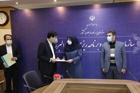 اداره کل بهزیستی استان برای سومین سال متوالی به عنوان دستگاه برتر در امر آموزش وتوانمندسازی انتخاب شد