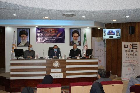 گزارش تصویری| نشست خبری مدیرکل بهزیستی استان تهران با اصحاب رسانه